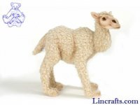 Soft Toy Bactrian Camel by Hansa (28cm)
