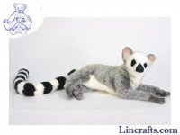 Soft Toy Ring-Tailed Lemur by Hansa (40cm)