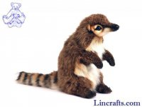 Soft Toy Coatimundi by Hansa (20cm)