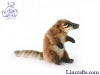 Soft Toy Coatimundi by Hansa (27cm)