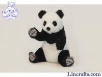 Soft Toy Panda by Hansa (27cm)