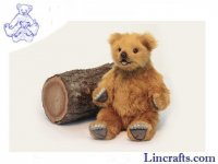 Soft Toy Brown Bear by Hansa (36cm)