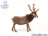 Soft Toy Reindeer by Hansa (52cm) 6194