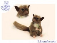 Soft Toy Leadbetter's Possum by Hansa (10cm.H)