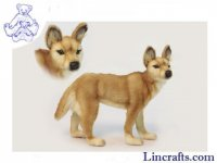 Soft Toy Dingo Standing by Hansa (32cm)