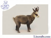 Soft Toy Chamois Goat by Hansa (32cm.L)