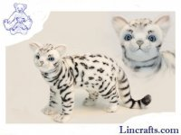 Soft Toy Bengal Cat Standing by Hansa (45cm.L)