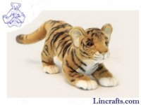 Soft Toy Wildcat, Tiger Cub by Hansa (41cm)