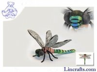 Soft Toy Dragonfly by hansa (34cm) 6566