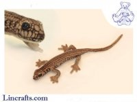 Soft Toy Guthega Skink by Hansa (34cm.L)