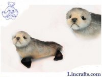 Soft Toy African Seal Pup by Hansa 2(6 cm.L)