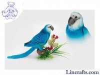 Soft Toy Spix's Macaw by Hansa (19cm) 6790