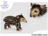 Soft Toy Tapir by Hansa (30cm.L)