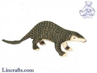 Soft Toy Pangolin by Hansa ( 90cm.L)