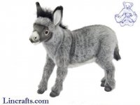 Soft Toy Donkey by Hansa (42cm.L)