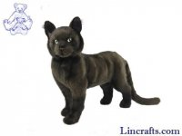 Soft Toy Bombay Cat by Hansa (36cm)