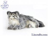 Soft Toy Pallas Cat by Hansa (44cm.L)