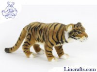 Soft Toy Wildcat, Tiger by Hansa (14cm.H)