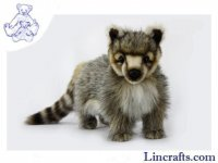 Soft Toy Coati Baby by Hansa (46cm.L)