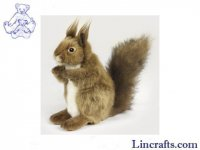Soft Toy Squirrel by Hansa (26cm.L)