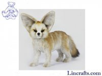 Soft Toy Fennec Fox by Hansa (29cm.L)