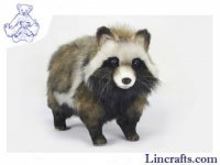 Soft Toy Racoon Dog by Hansa (42cm.L)