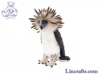 Soft Toy Bir of Prey, Philippine Eagle by Hansa (30cm.H) 7368