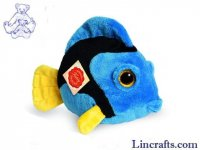Soft Toy Fish, Surgeonfish by Teddy Hermann (22cm) 90109