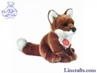 Soft Toy Fox by Teddy Hermann (20cm) 90321