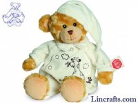 Soft Toy Pyjama Bear by Teddy Hermann (38 cm)