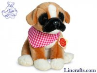 Soft Toy Boxer by Teddy Hermann (24cm) 91932