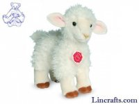 Soft Toy Sheep, Lamb by Teddy Hermann (24 cm) 93426