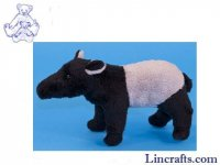 Soft Toy Mini Malayan Tapir by Dowman Soft Touch (16cm) RA954