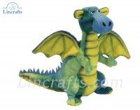 Soft Toy Dragon by Hansa (32cm)