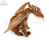 Soft Toy Dragon by Hansa (40cm) 5089