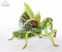Soft Toy Praying Mantis by Hansa (26cm) 7773