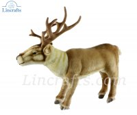 Soft Toy Nordic Reindeer by Hansa (50cm) 4589