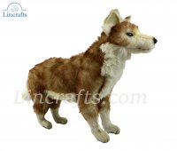 Soft Toy Coyote by Hansa (35cm)