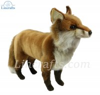 Soft Toy Red Fox by Hansa (36cm)