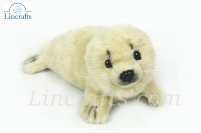 Soft Toy Seal by Hansa (35cm) 3898