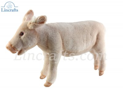 Soft Toy Pig by Hansa (42cm) 5546