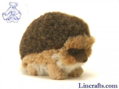 Soft Toy Hedgehog by Hansa (20cm)