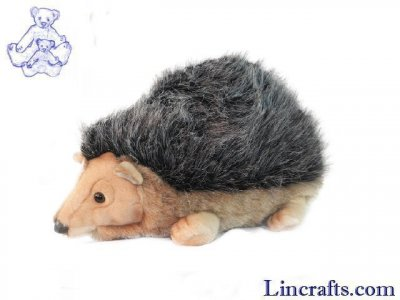 Soft Toy Hedgehog by Hansa (40cm) 3340