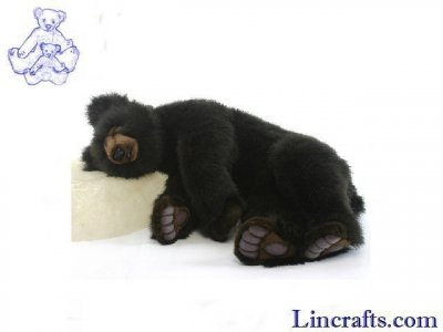 Soft Toy Brown Bear by Hansa (70cm)