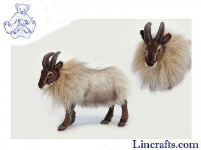 Soft Toy Tahr (Himalayan Goat) by Hansa (33cm)