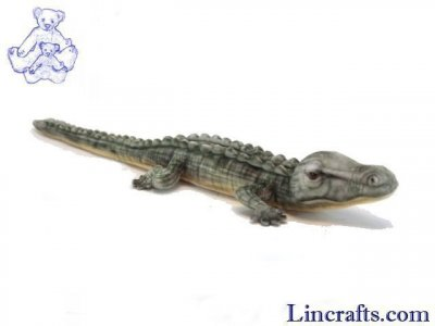 Soft Toy Crocodile Salt Water (70cm.L) 6475