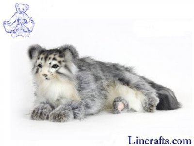 Soft Toy Pallas Cat by Hansa (44cm.L) 7080