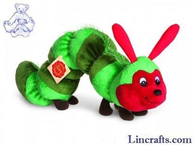 Soft Toy Caterpillar by Teddy Hermann (40cm) 93540