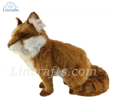 Soft Toy Red Fox by Hansa (48cm) 4254