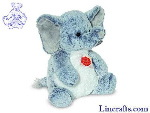 Soft Toy Elephant by Teddy Hermann (25cm)